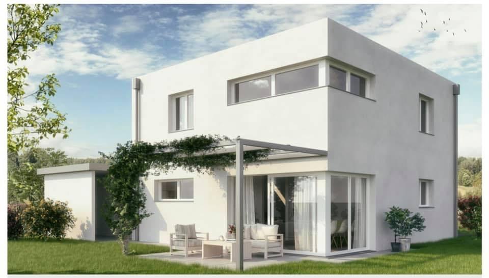 Projekt 2 EFH Neubauten Grindel